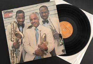 Disco vinilo de the Duke Ellington orchestra
