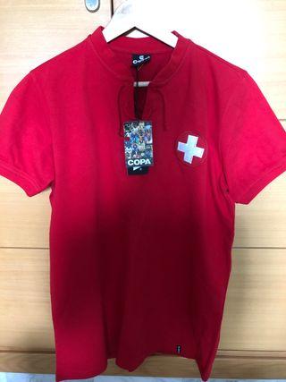 camiseta nueva copaclassic