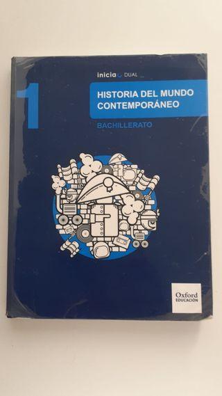 Libro de historia de primero de bachillerato