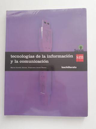 Libro TIC bachillerato