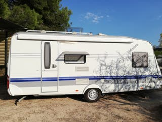 Caravana Hobby kmfe 500 luxe