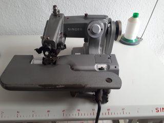 maquina de coser singer puntada invisible