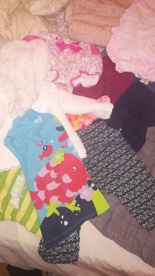 ropa bebé 3 a 9