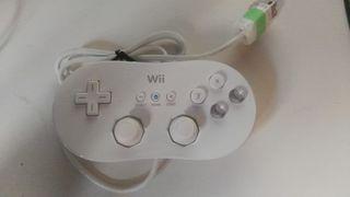 Controlador Mando de la Wii classic