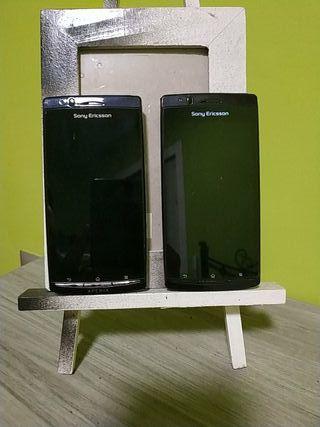 2 Telefonos XPERIA SONY