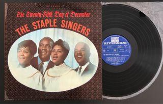 Disco vinilo de The Staple Singers