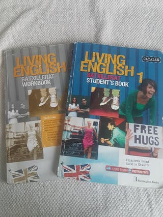 libros de texto, bachillerato, ingles y first