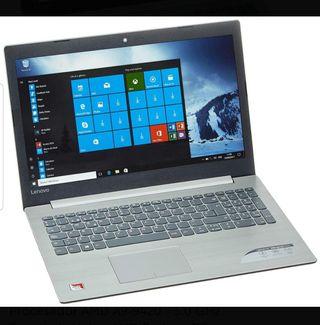Laptop Lenovo Ideapad 320 AMD A9-9420 3.0GHz RAM8g