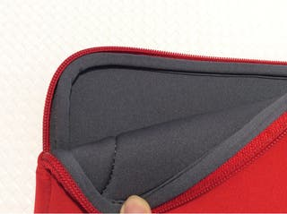 Funda tablet roja