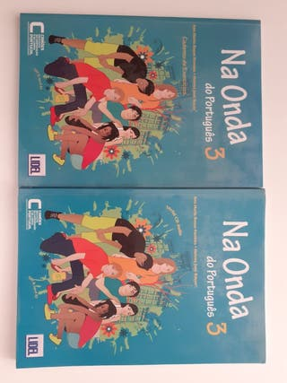 Libros Na Onda do Portugués 3