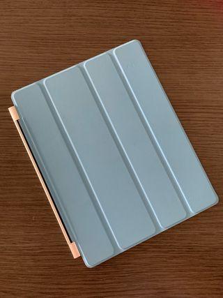 Funda Smart Cover magnética iPad 2 azul