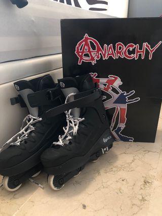 Roller / patines ANARCHY nuevos