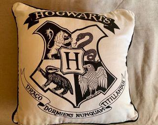 Cojín Hogwarts Harry Potter