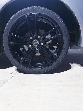 llantas y ruedas semi nuevas kumho