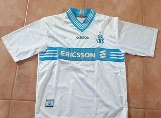 Camiseta Futbol Olympique de Marsella