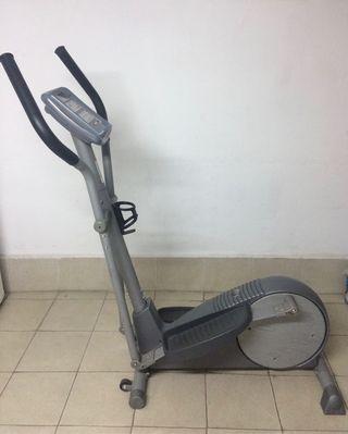 Bicicleta Elíptica Corte Inglés