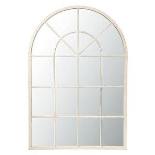 Espejo de metal b 92x135 ORANGERIE Maison du Monde