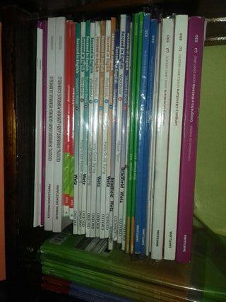 Libros texto 3Eso