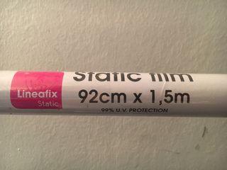 Rollo de vinilo cristales LineaFix Static PRO