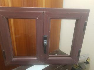 ventana de aluminio 0.75X40