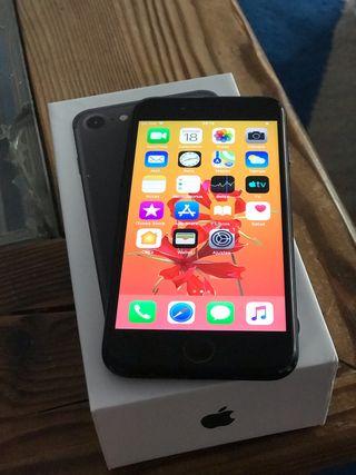 iPhone 7 32gb libre color negro