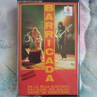 Cassette Barricada - Versiones Originales