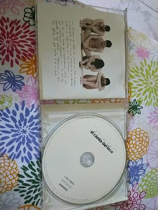 CD el canto del loco
