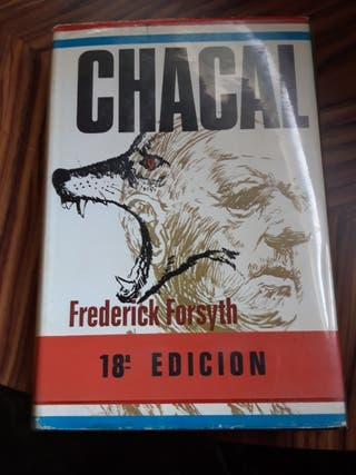 chacal frederick forsyth