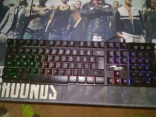 teclado gaming marca bakth