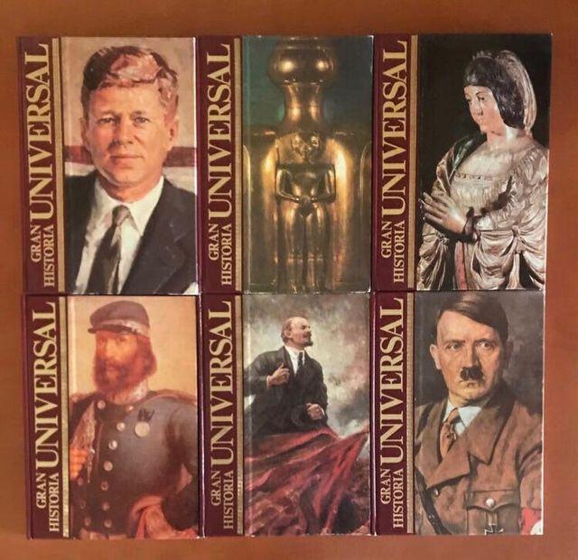 GRAN HISTORIA UNIVERSAL / COMPLETO