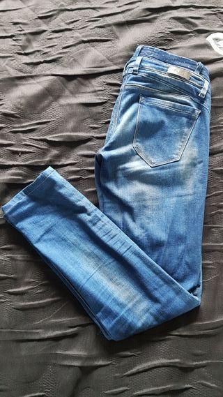 3 Pantalones Salsa y Pepe Jeans
