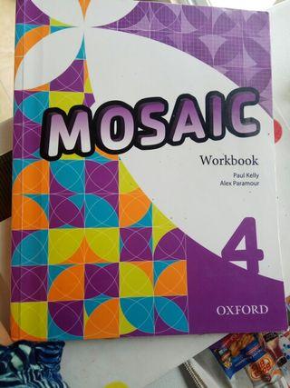 mosaic workbook 4 primaria Oxford