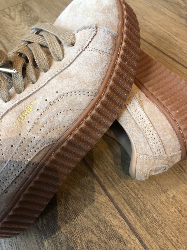 Zapatillas Puma fenty Rihanna
