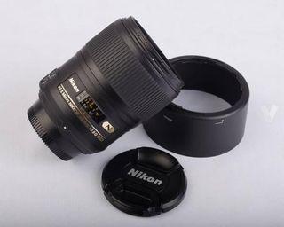 Objetivo Macro Nikon SWM ED IF Aspherical 60mm