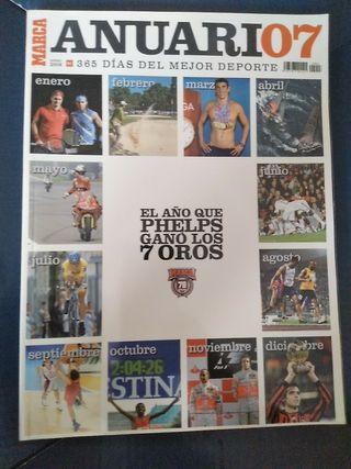Anuario Marca resumen deportivo 2007