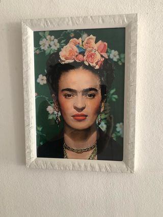Cuadro Frida 34 x 25