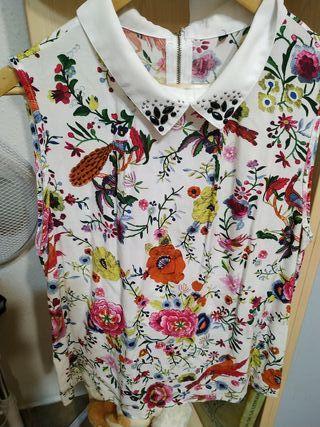 Bonita blusa talla 42