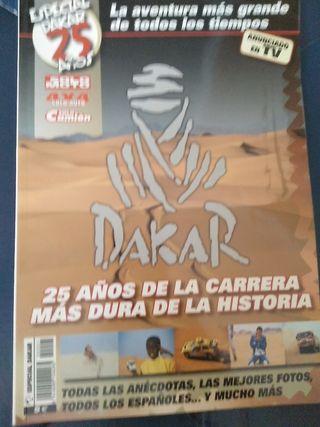 Especial 25 años Dakar