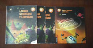 libro lengua superpixepolis 6º Edelvives