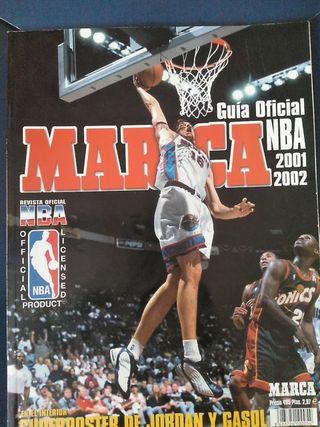 Guía Marca NBA 2001-2002