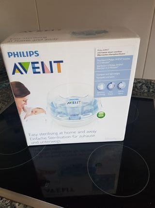 Esterilizador Avent Philips