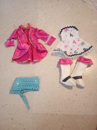 6 conjuntos ropa Nancy