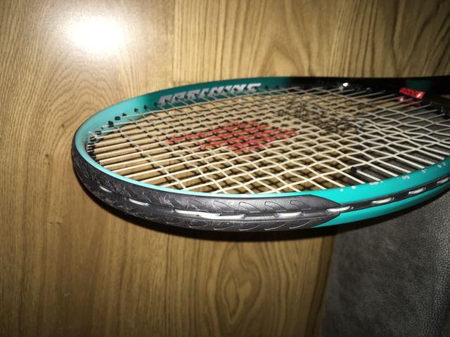 Raqueta tenis fronton