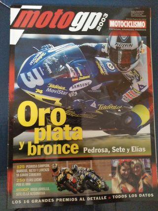 especial Moto GP 2003