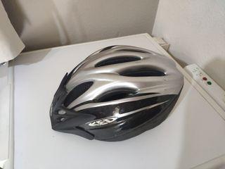 casco bicicleta talla L