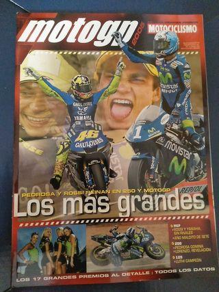 Especial Moto GP 2005