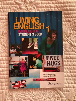Libro Inglés 1 bachillerato, Living English 1