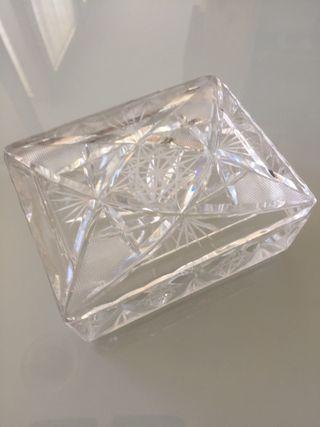 Joyero Cristal Bohemia