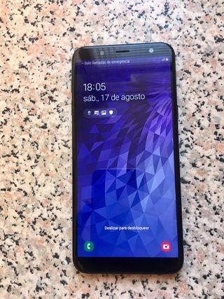 Samsung Galaxy J6 libre 32 Gb buen estado