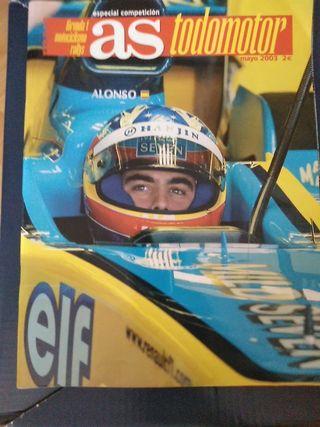 guía motor AS 2003